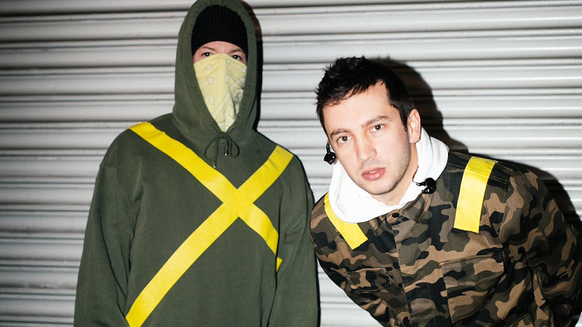 twenty one pilots Have Announced Their First U.S. Show Of 2020