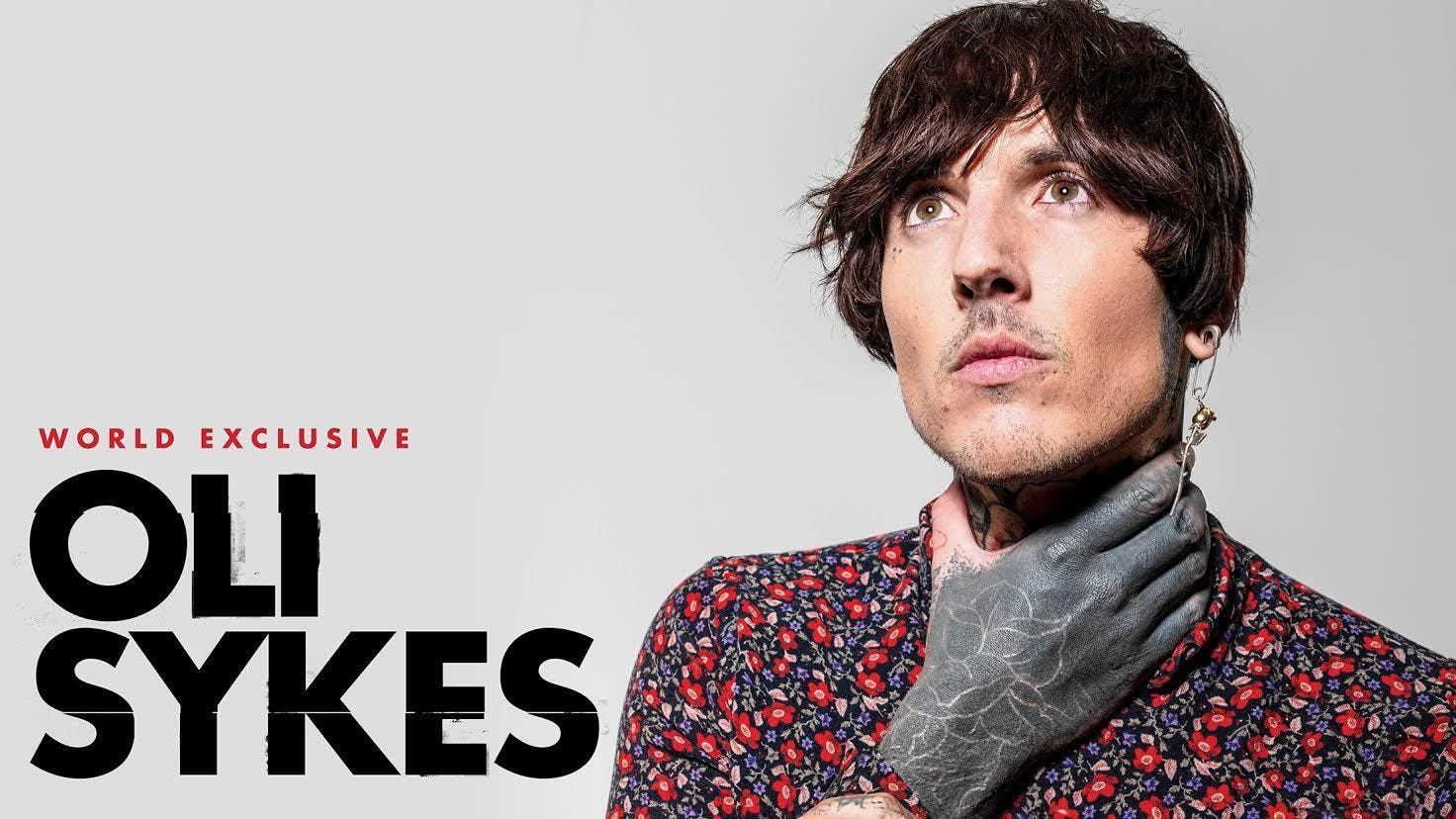 K!1712: World Exclusive – Oli Sykes