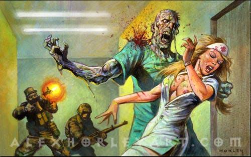 Zombie Blob 3